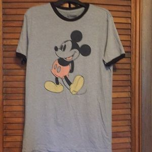 Ladies size L Mickey Mouse T Shirt